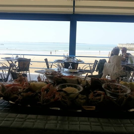 Le Parasol, Restaurant de poissons - fruits de mer à Royan ...