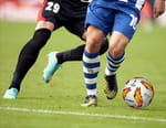 Football - Slavia Prague (Cze) / Bordeaux (Fra)