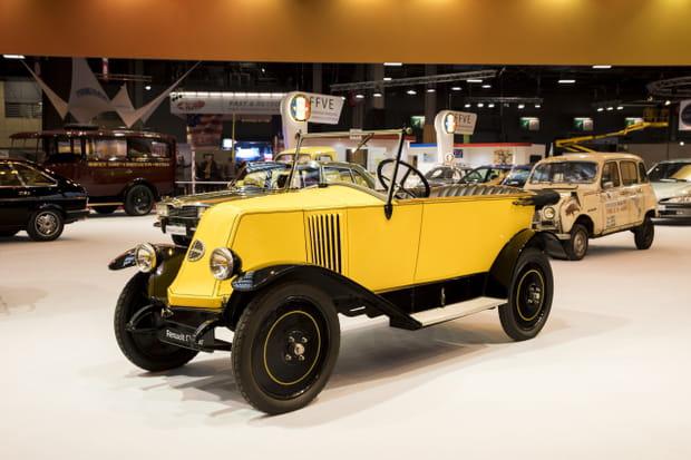 Le Renault Type KJ1de 1923