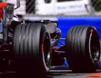 Plateau Formule 1