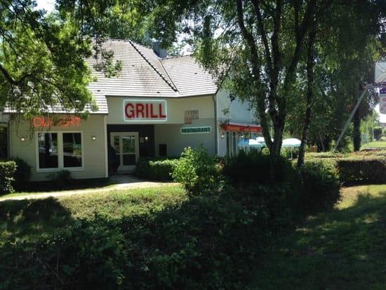 Restaurant : Au Coin du Feu  - GRILL AU COIN DU FEU -