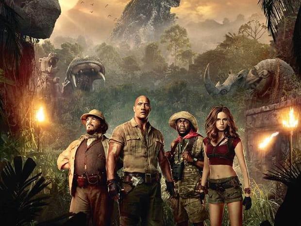 Jumanji 2: Bienvenue dans la jungle