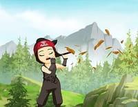 Les arts martiaux des mini-ninjas : Le kung-fu