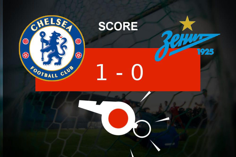 Chelsea - Zénith: mauvaise opération pour le FK Zénith St Pétersbourg, ce qu'il faut retenir