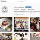 Restaurant : Hippy Market  - Réseaux sociaux -   © Fabrice Carlier