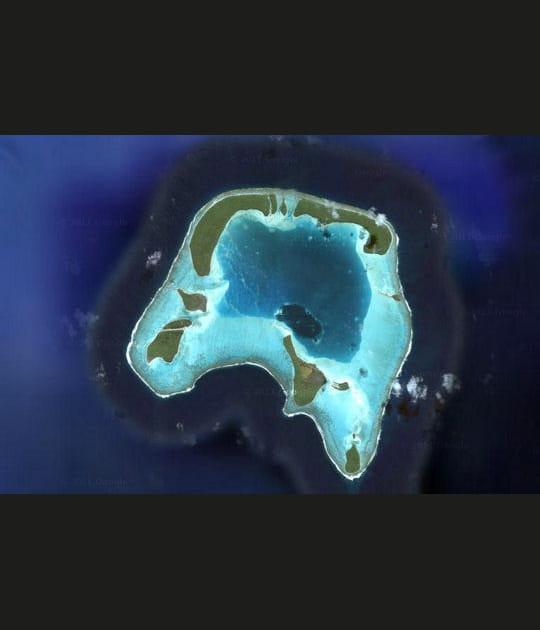 Tetiaroa, l'île privée de Marlon Brando