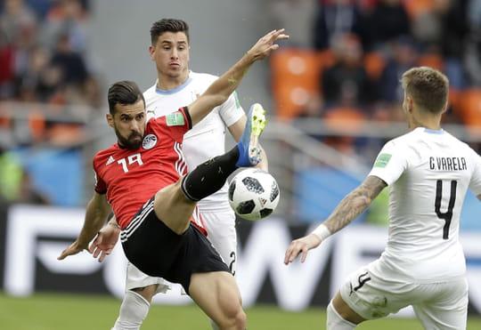 Egypte - Uruguay: le résumé du match et le but en vidéo