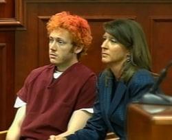 james holmes et son avocate.