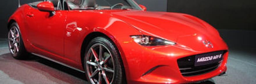 Mazda MX-5: l'âme en mouvement