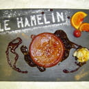 Le Hamelin  - TARTE TATIN -   © BENOIT LEMAITRE