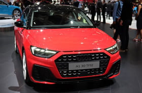 Audi A1: les photos du nouveau modèle au Mondial de l'Auto [tarifs]