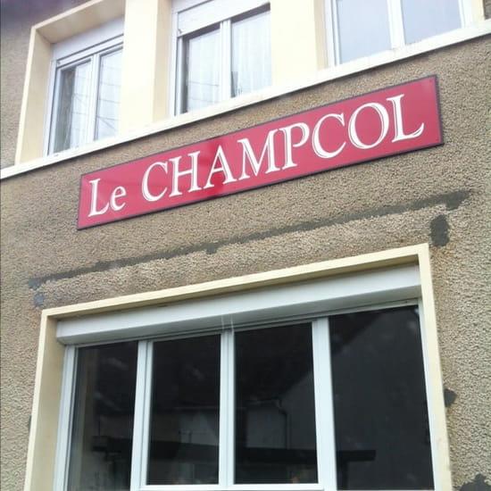 Restaurant : Le Champcol