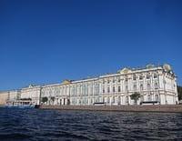 Saint-Pétersbourg, la ville tsar