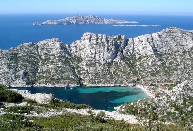 Les îles cachées de la Méditerranée
