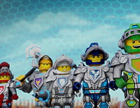 Nexo Knights : Le chevalier gris