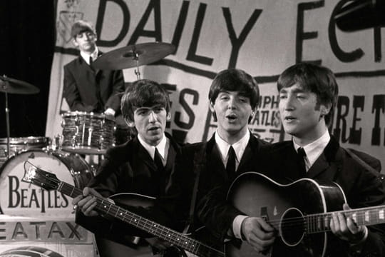 The Beatles : biographie d'un groupe de rock britannique de légende