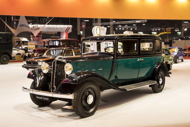 La Renault Vivastella de 1933