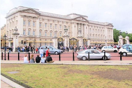 Buckingham Palace c'est royal!