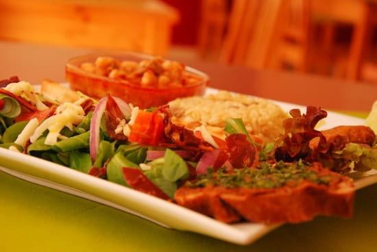 Le Sumac  - Un aperçus de quelques spécialités Turques à la carte -