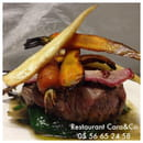 Restaurant : Restaurant Caro & Co  - Restaurant & Food Bar -