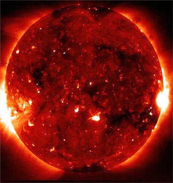 la thèse d'une reprise de l'activité solaire est loin de faire l'unanimité au