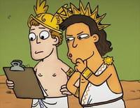 50 nuances de Grecs : Les dieux du stade