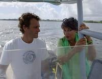 Curieuse de nature : Sur les traces du pélican et du lamentin en Guadeloupe