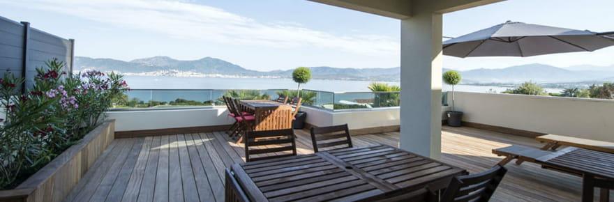 20logements Airbnb en Corse pour profiter encore du soleil