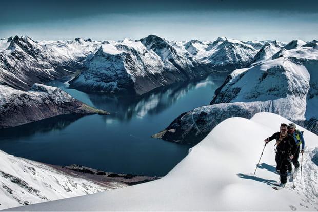 Le Hjørundfjord