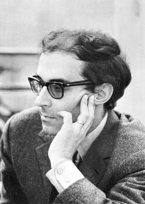Jean-Luc Godard jeune