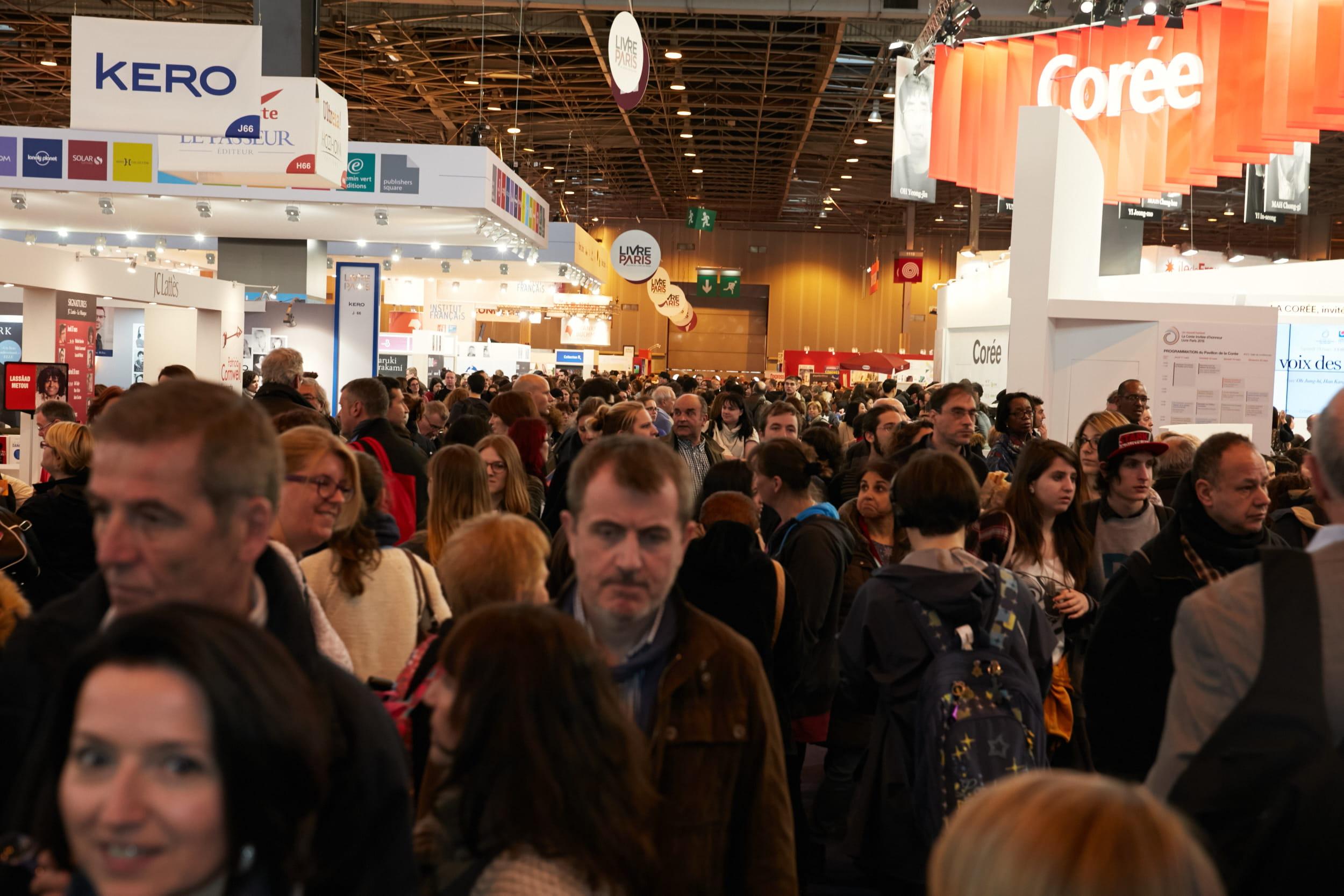 Salon du livre 2018 les auteurs russes l 39 honneur for Salon des vignerons paris 2017
