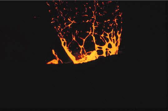 Gerbe de feu