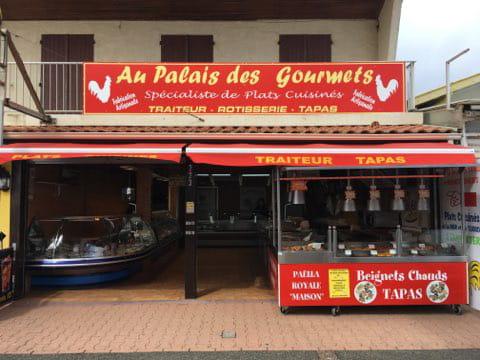 Restaurant : Au Palais des Gourmets   © Au Palais des Gourmets