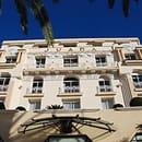 Café Marianne  - Café Llorca Juan les Pins à l'Hôtel Juana -