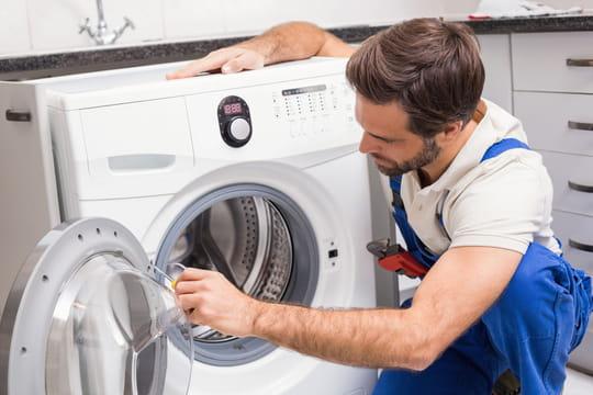 Réparer un lave-linge qui fuit