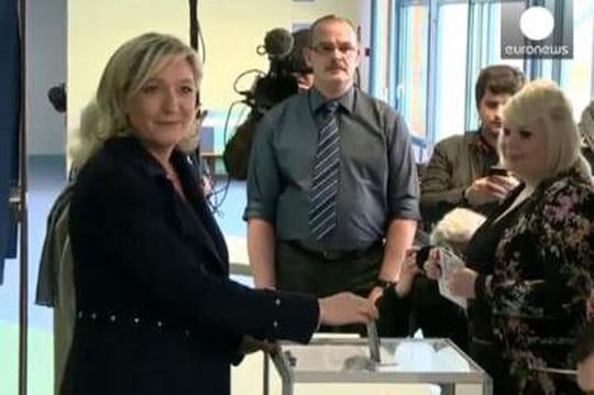Résultats élections municipales: lesrésultats du PS, de l'UMP, du FN... (NATIONAL)