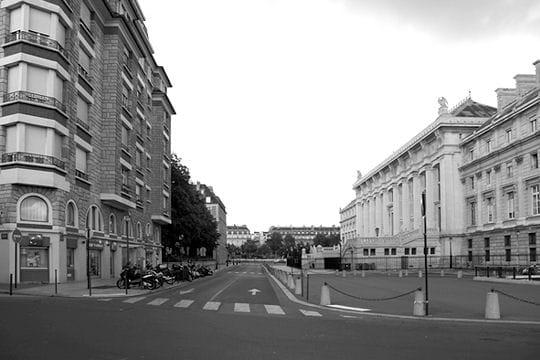 La nouvelle rue de Harlay
