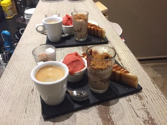Dessert : Le Foucrêpe's  - Café gourmand du moment !  -