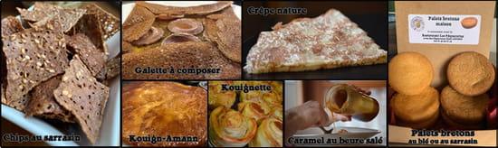 Plat : Les Pâquerettes  - De vrais produits bretons -   © lespaquerettes
