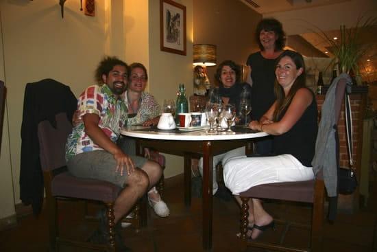 Vents d'Est gastronomique alsaciennes  - Soirée entre amis -   © Vents d'Est