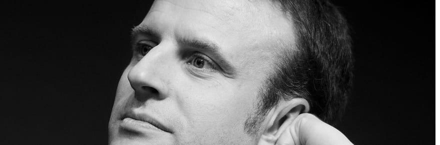 """Emmanuel Macron: biographie secrète d'un """"Monsieur Parfait"""""""