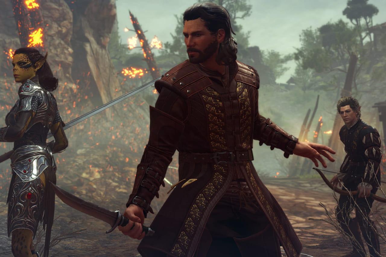 Baldur's Gate 3: le jeu se dévoile à travers de nouvelles vidéos