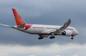 Air India: une passagère ivre insultes les membres d'équipage [Vidéo]