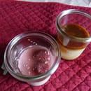 Boco  - crème caramel au beurre demi-sel/panacotta citronelle aux fruits de saison -