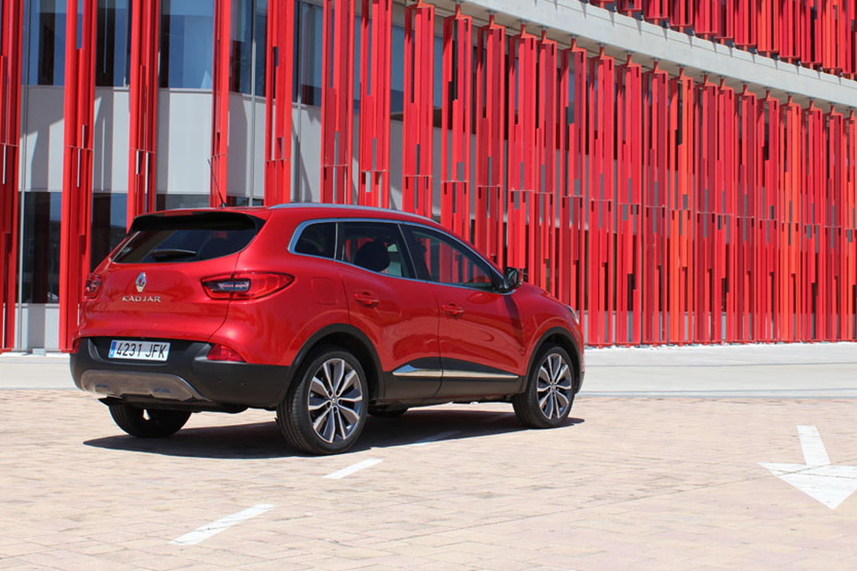Essai Renault Kadjar: en plein danslemille !