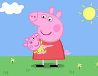 Peppa Pig : La visite de monsieur Patate