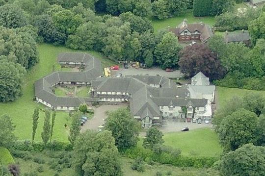 La maison de Wayne Rooney