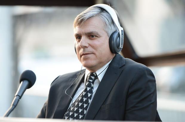 Manuel Amoros, ex-joueur de l'OM et international
