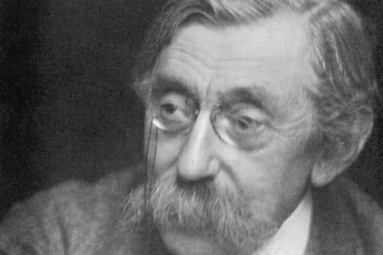 """Émile Verhaeren: biographie du poète auteur des """"Villes tentaculaires"""""""