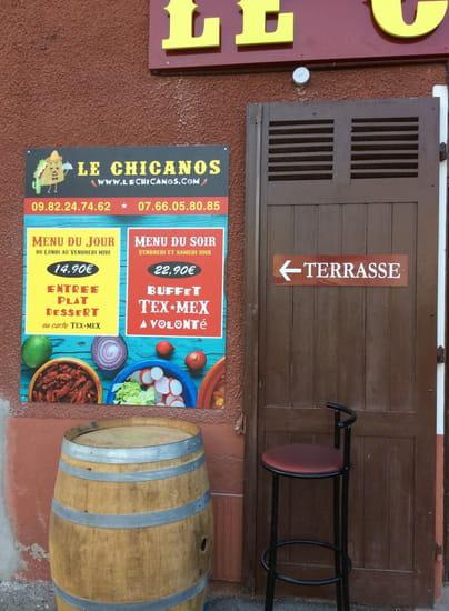 Le Chicanos   © Terasse